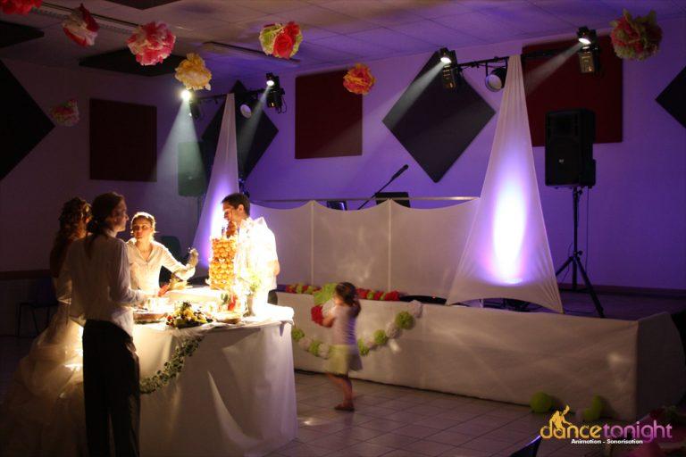 Animateur de soirée mariage Isigny-sur-Mer