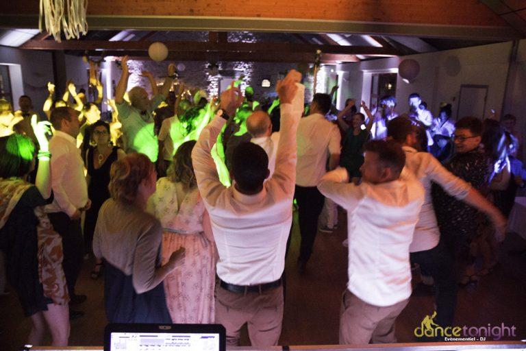 dj association manche repas dansant