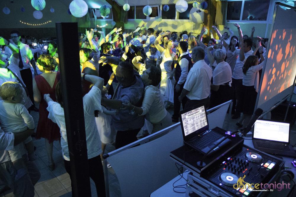 DJ mariage Maison Desnos Tourville-sur-Sienne
