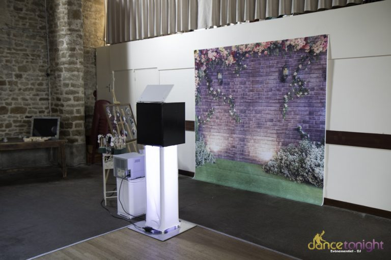 Location photobooth Normandie