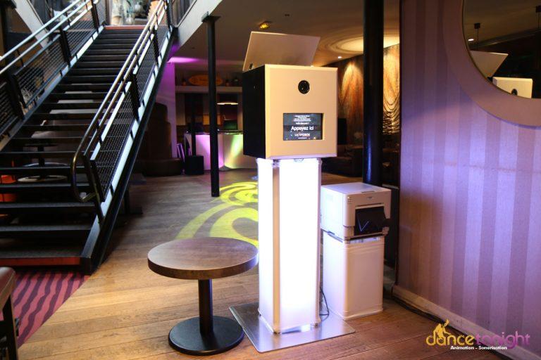 Photobooth Entreprise