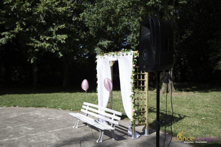 Sonorisation cérémonie engagement Normandie
