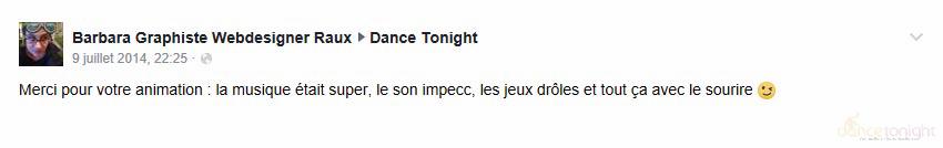 Avis DJ Marigny le Lozon