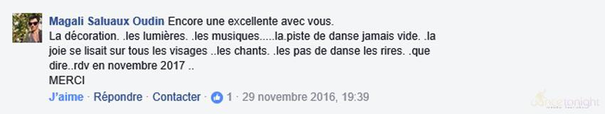 Avis DJ mariage Calvados