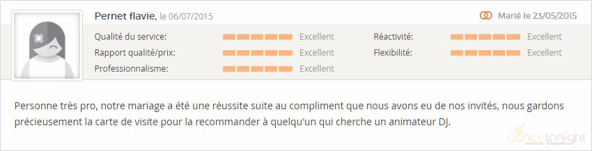 Recommandation DJ Caen