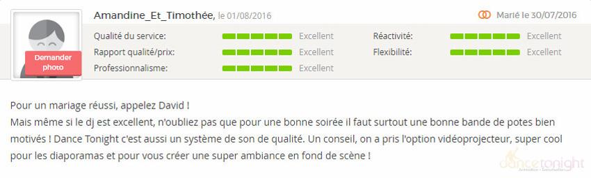 Recommandation DJ Calvados