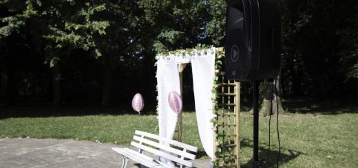 Sonorisation cérémonie laïque mariage Manche