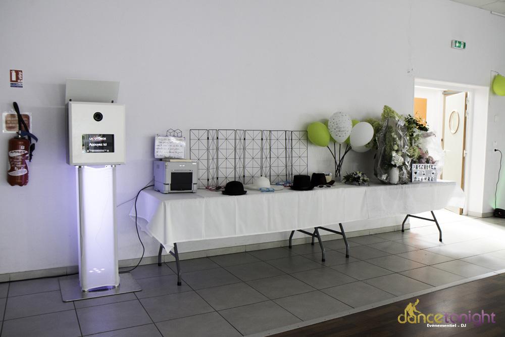 photobooth Calvados Normandie