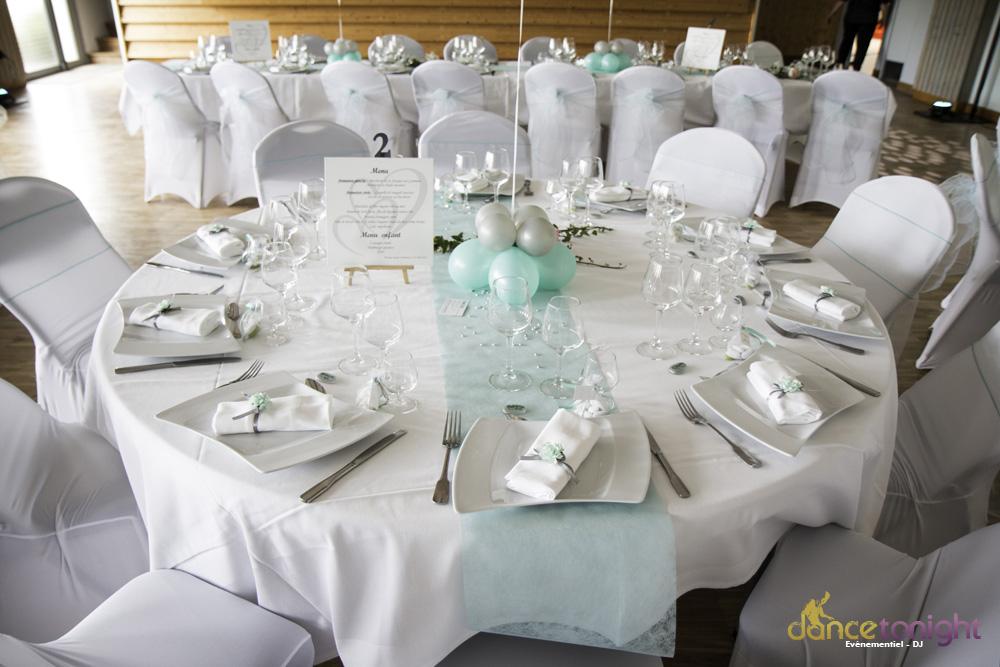 décoration mariage Orne