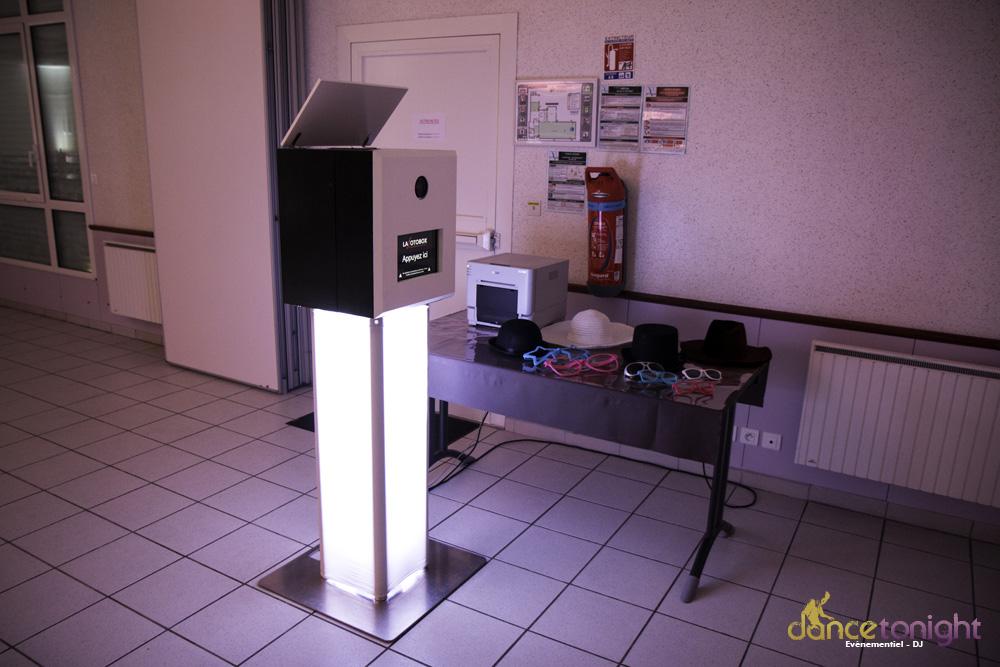 Photobooth Cherbourg-en-Cotentin