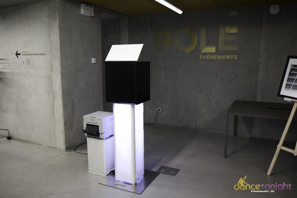 La Fotobox au Pôle Agglo 21 à Saint-Lô