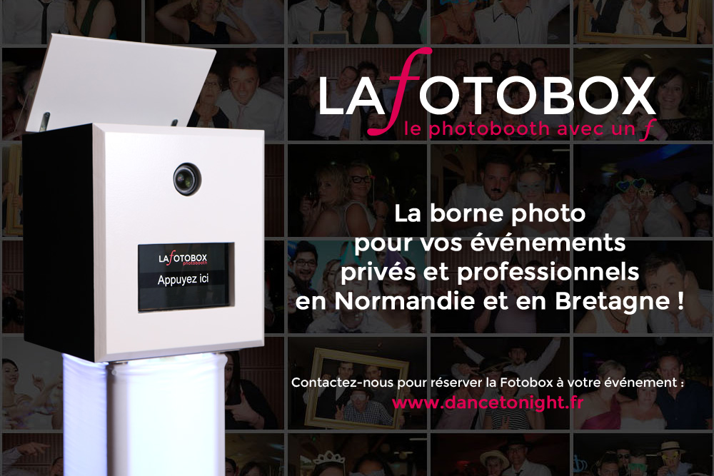 photobooth Bretagne et Normandie